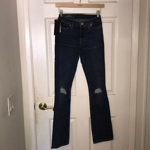 MWT Silver Jeans Skinny Bootcut 26 MSRP $79